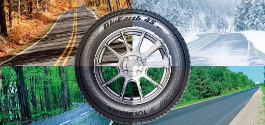 Come si riconoscono i pneumatici quattro stagioni