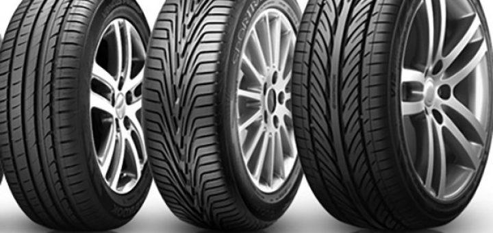 pneumatici con misure diverse