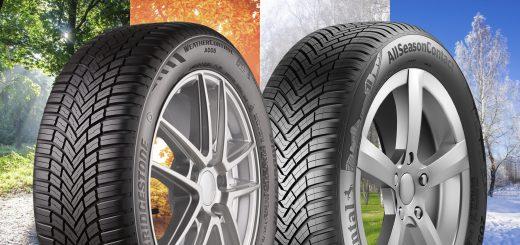 pneumatici per ogni stagione. Come sceglierli?